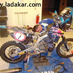 Helder Rodrigues Abu Dhabi New YZF Bike 1