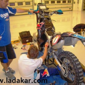 Helder Rodrigues Abu Dhabi New YZF Bike 2