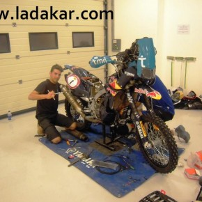 Helder Rodrigues Abu Dhabi New YZF Bike 4