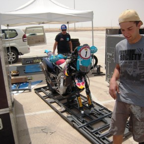 World Championship Qatar Rally 11
