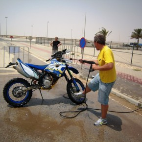 World Championship Qatar Rally 7