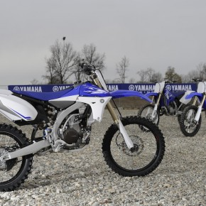 Yamaha Gamma Cross m.y. 2013