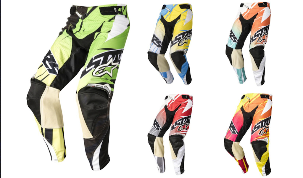 2014 Alpinestars Techstar