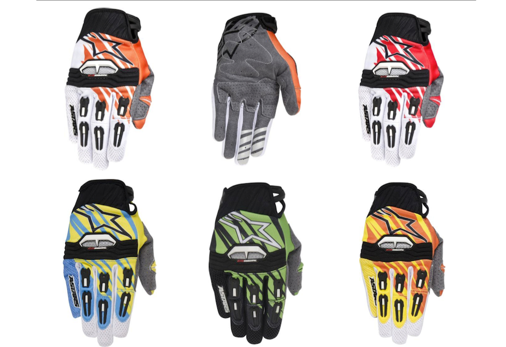 Alpinestars 2014 Techstar