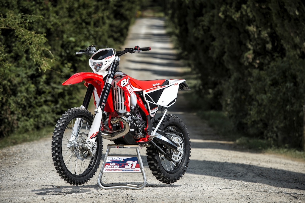 Beta RR Enduro 2014