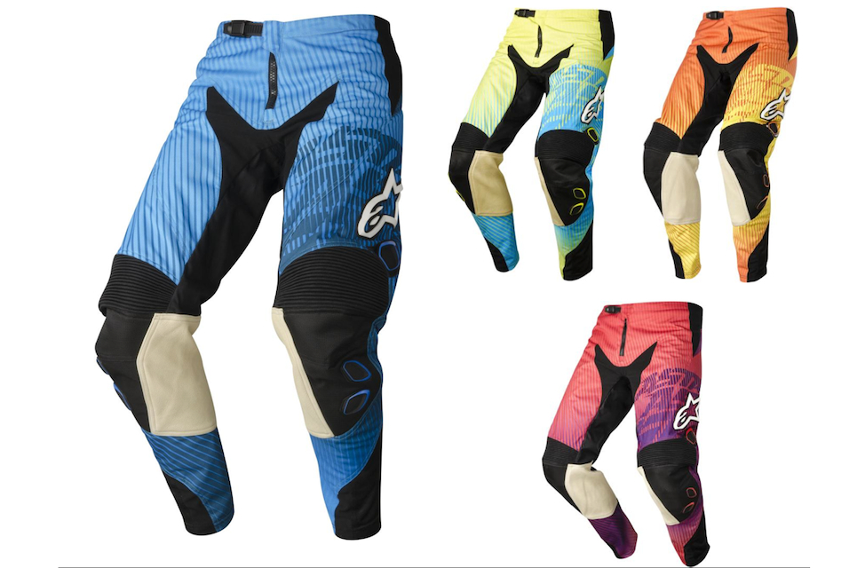 Alpinestars 2014 Charger gear