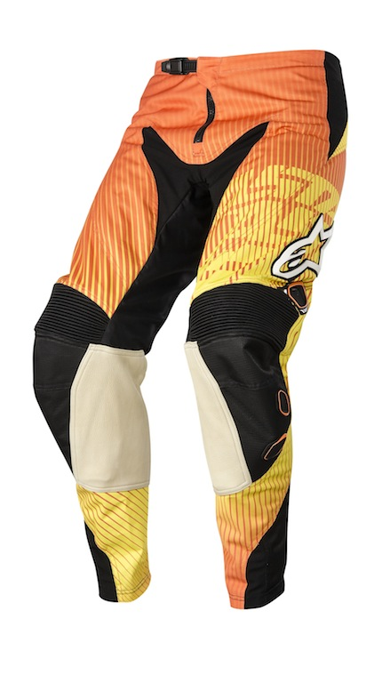 Alpinestars charger gear 2014