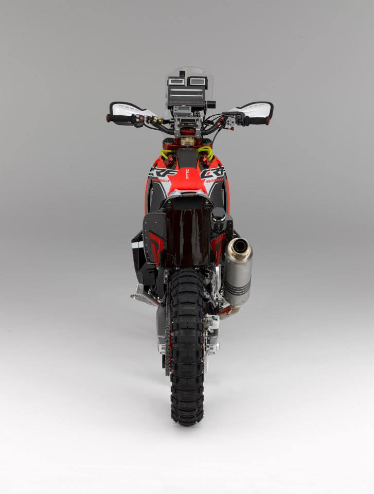 Honda Dakar kit