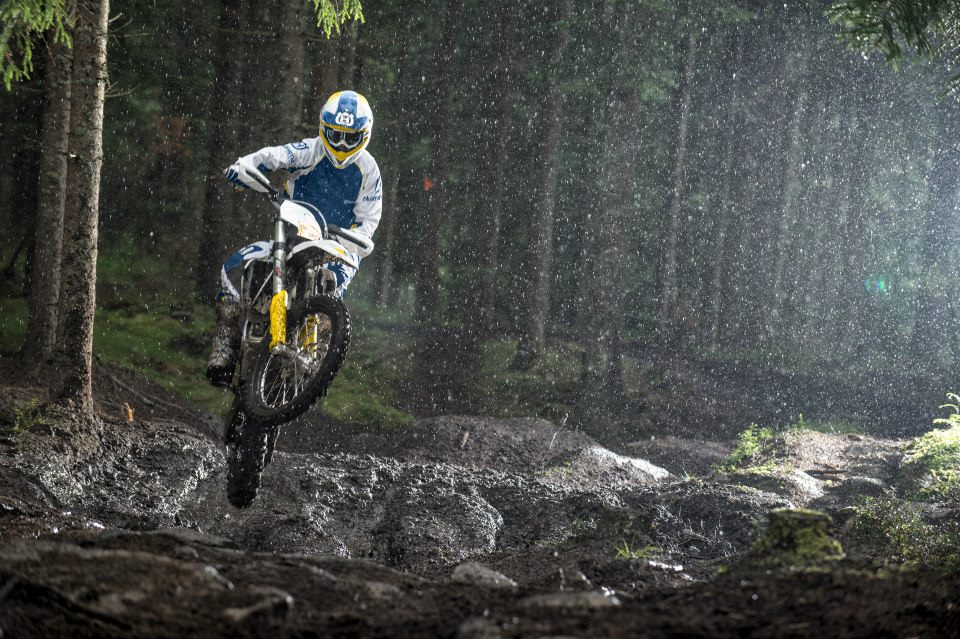 Dakar Reality Blog » Husqvarna 2014 Enduro Bike